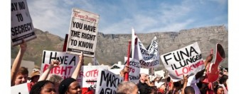 Right2Know Campaign – We all have the right to know